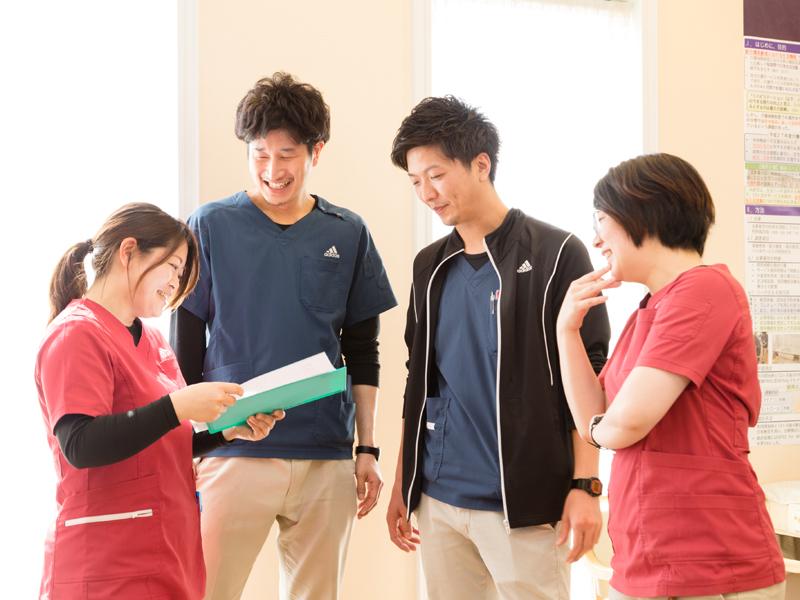 越谷リハビリケアセンター・ 松伏町訪問リハビリ看護ステーションの求人画像