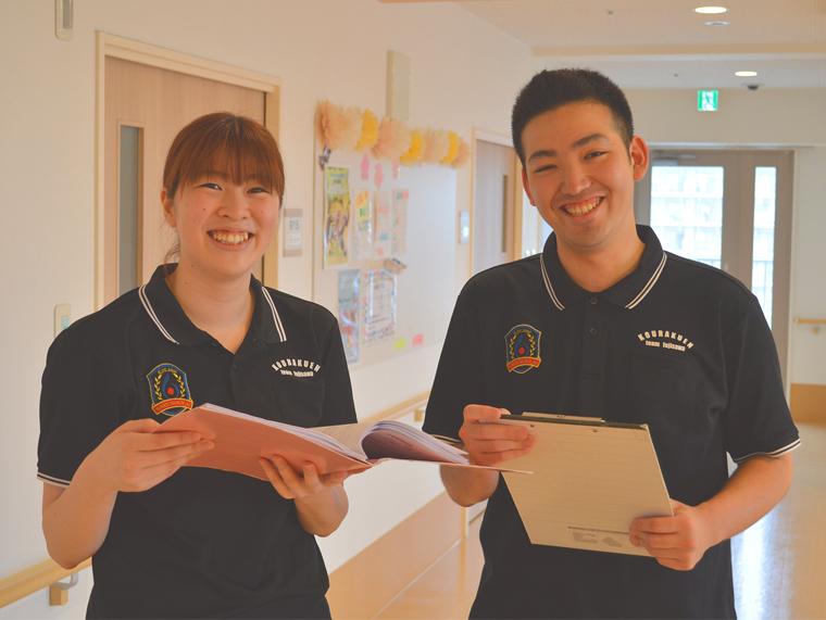 (A)入間藤沢幸楽園 (B)つばさ総合診療所 通所リハビリテーションの求人画像