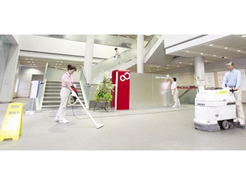 富士通ホーム&オフィスサービス株式会社の求人画像