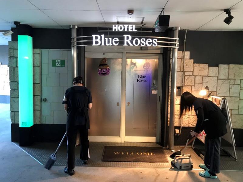 ホテル ブルーローゼス (Hotel BlueRoses)の求人画像