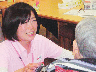 住宅型・介護付有料老人ホーム 羽沢ナーシングホームの求人画像
