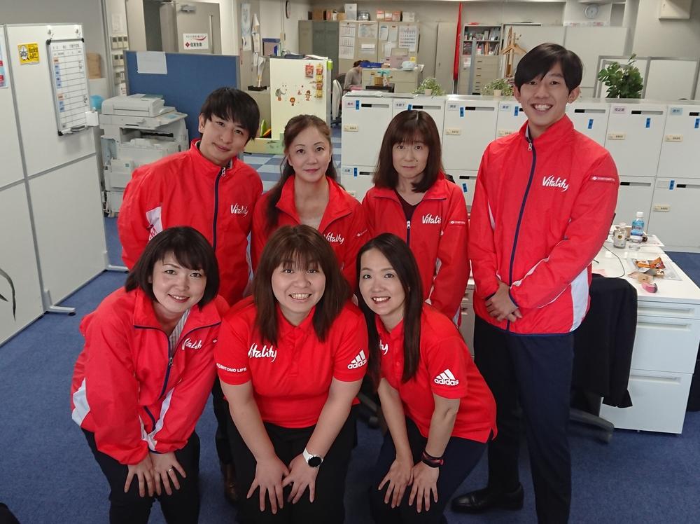 住友生命保険相互会社 東京東支社 神田さくら支部の求人画像