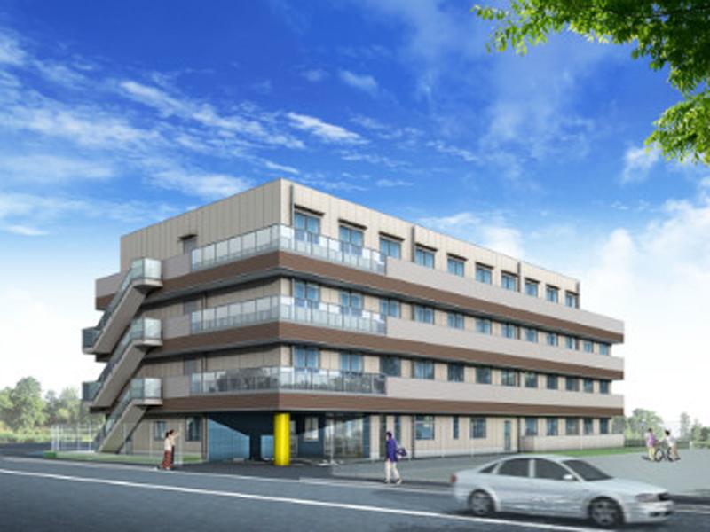 介護付有料老人ホーム シニアフォレスト横浜金沢の求人画像