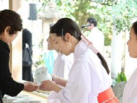 川越総鎮守 氷川神社の求人画像
