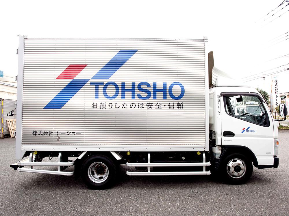 株式会社 トーショー 西東京営業所の求人画像