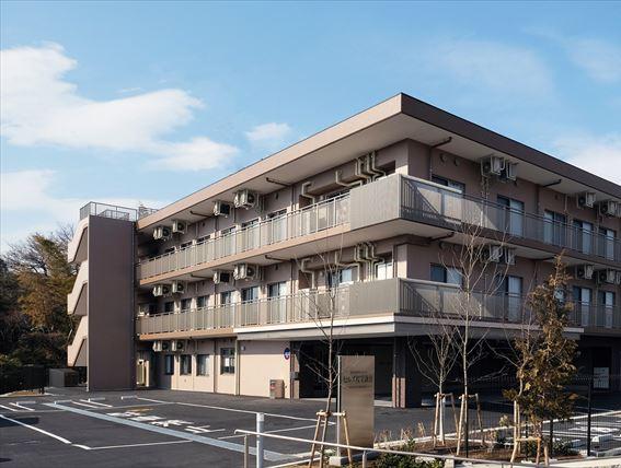 特別養護老人ホーム ヒルズ桜栄鎌倉の求人画像