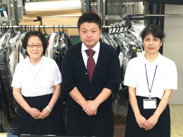株式会社 都・都  (クリーニングキモト埼玉)の求人画像