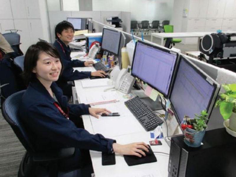 朝日航洋株式会社の求人画像