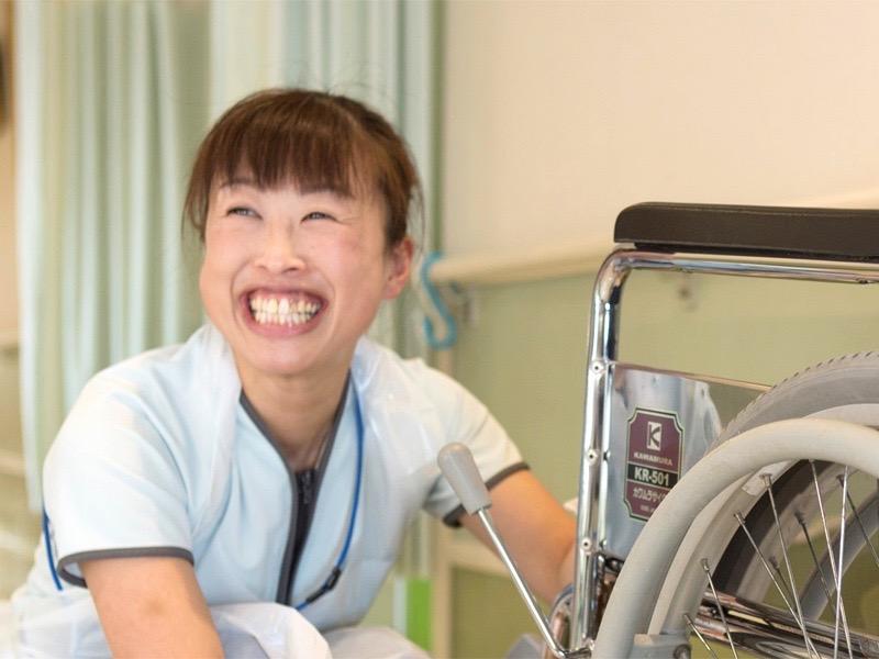 医療法人社団 元気会 横浜病院の求人画像