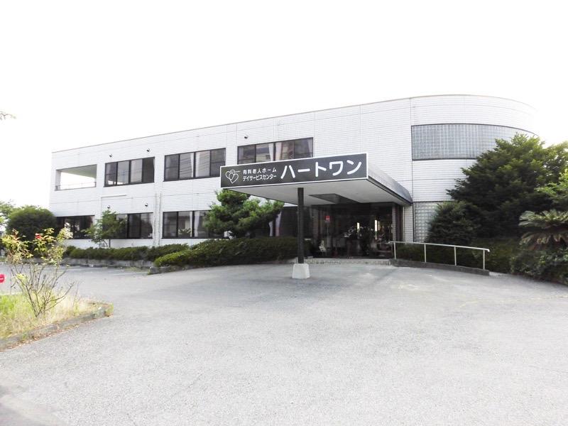 (A)熊谷西デイサービスセンター (B)ハートワンの求人画像