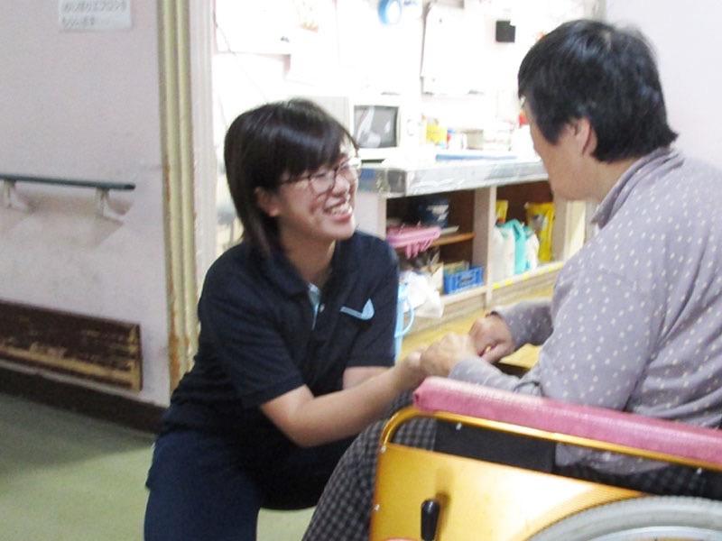 障害者支援施設 皆光園の求人画像