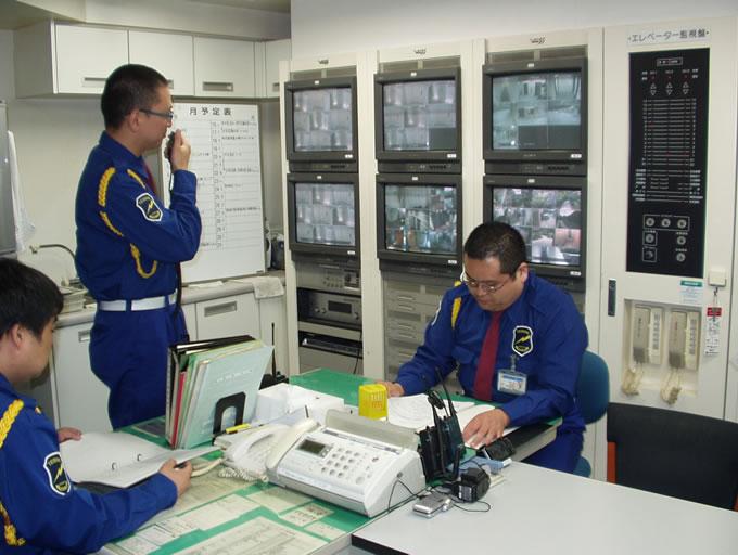 テイシン警備株式会社 江東支社の求人画像