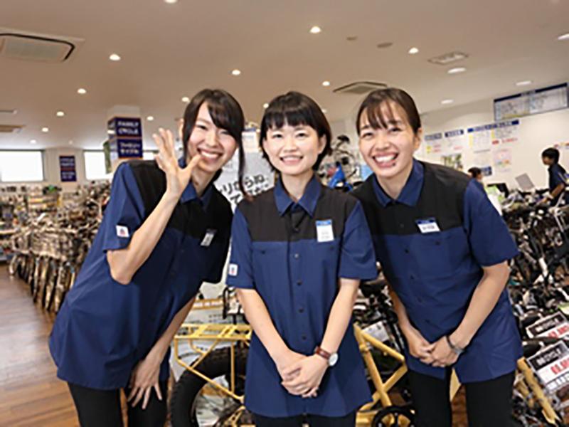 サイクルベースあさひ札幌西町店の求人画像