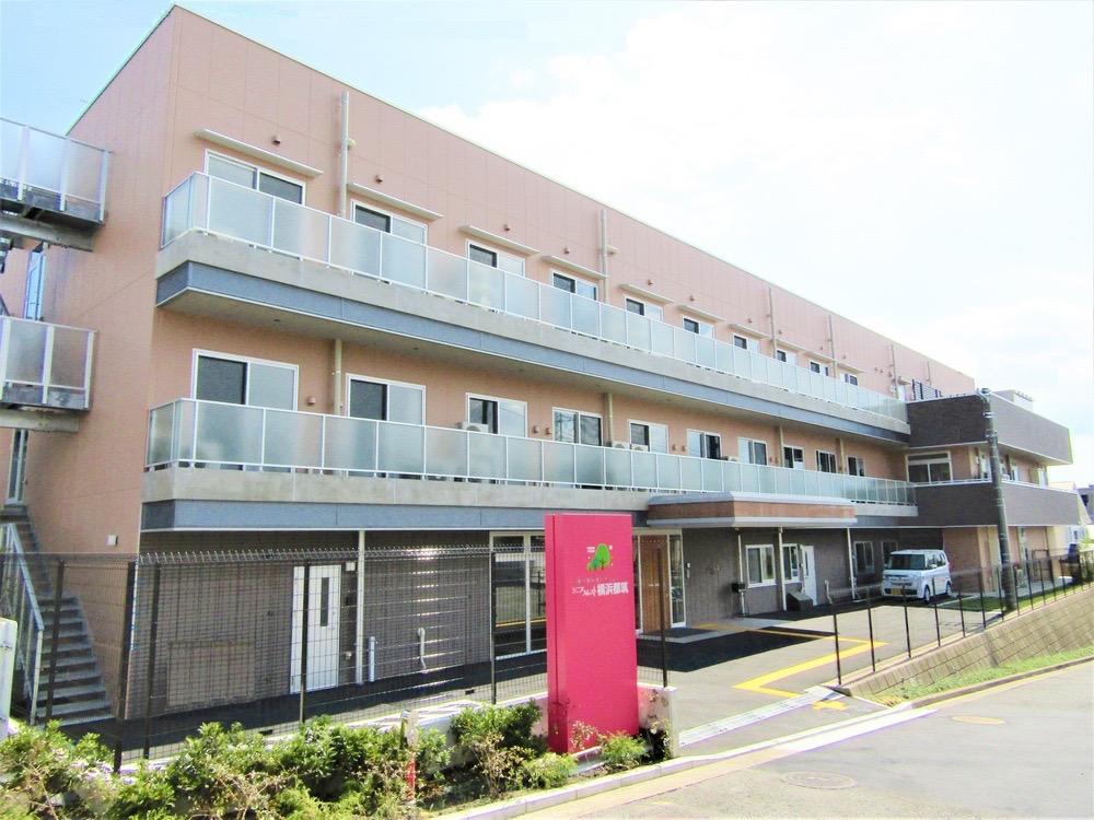 介護付有料老人ホーム シニアフォレスト横浜都筑の求人画像