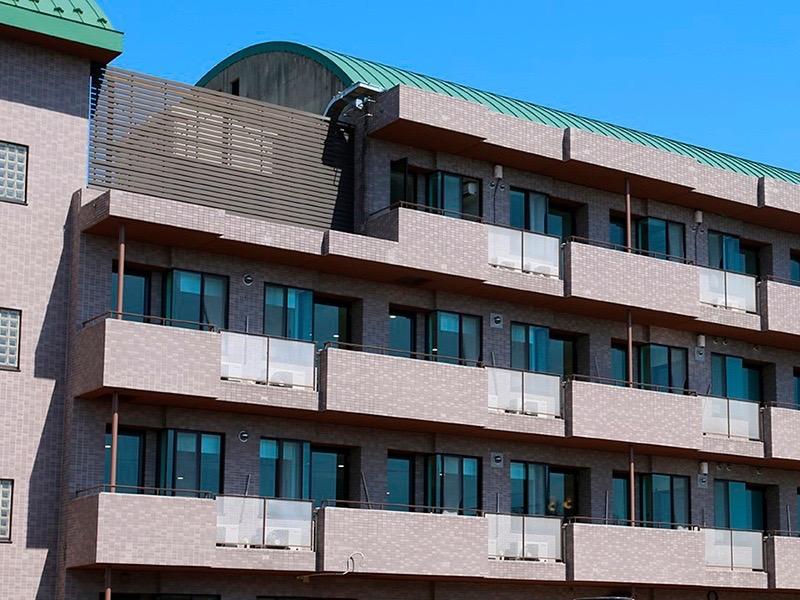 サービス付き高齢者向け住宅 グリーンドーム東村山の求人画像