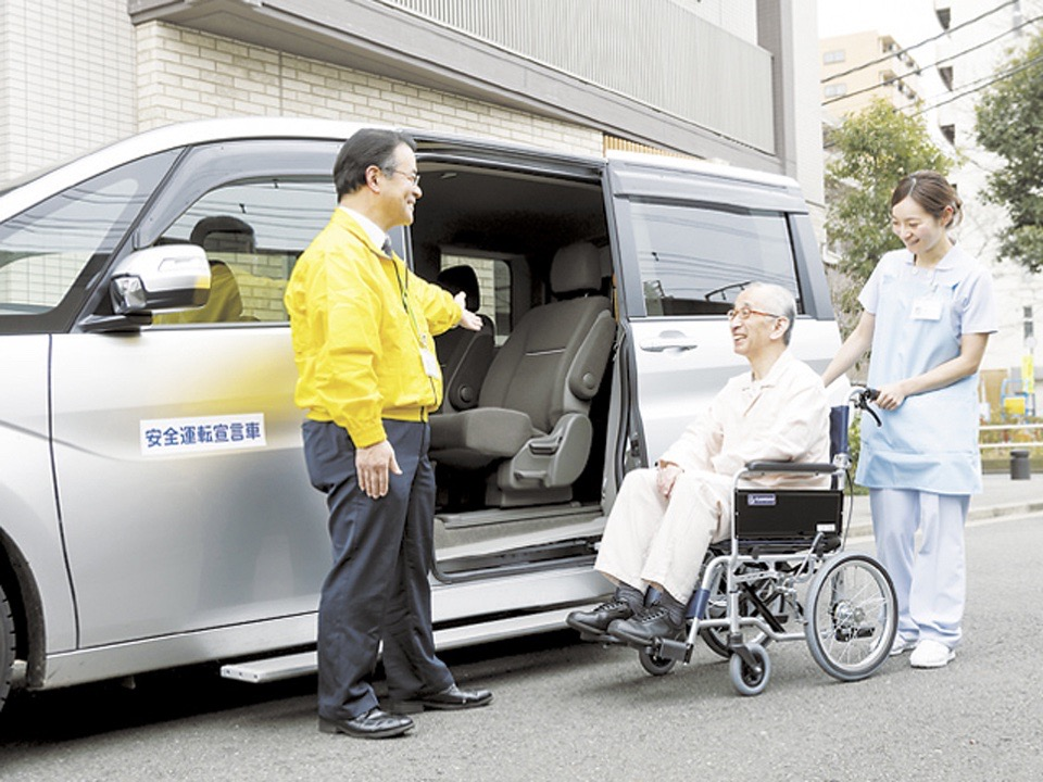 医療法人社団永康会 武蔵新城じんクリニックの求人画像