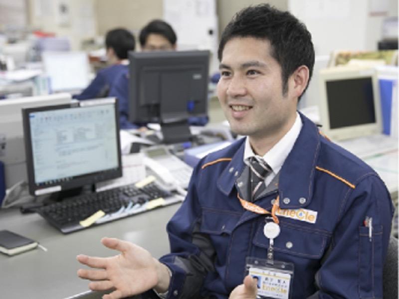 堀川産業株式会社  エネクル厚木の求人画像