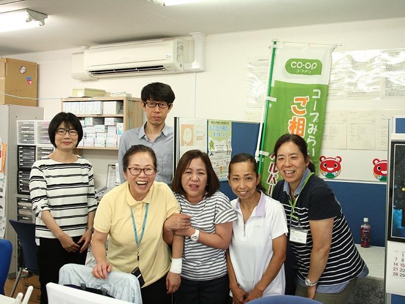 生活協同組合コープみらい 浦和東介護センターの求人画像