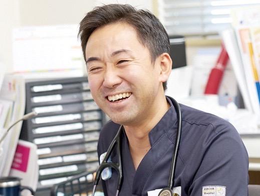 医療法人社団 守成会 広瀬病院の求人画像