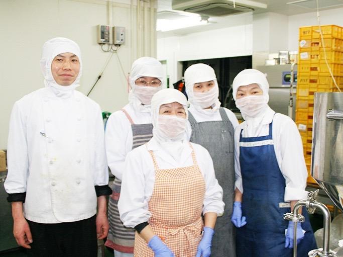 日本レストランシステム(株) 第2セントラルキッチンの求人画像