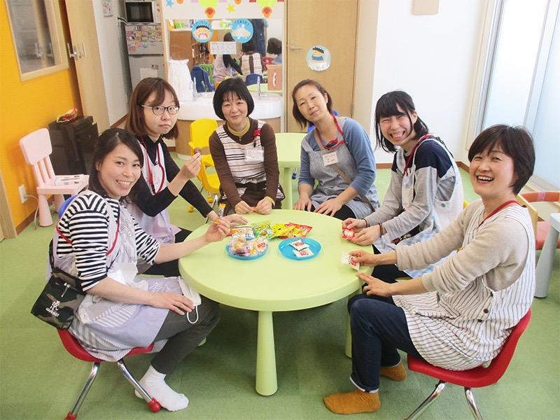 こぱんはうすさくら 二俣川教室・三ツ境教室合同募集の求人画像