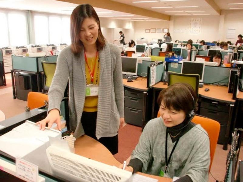 千趣会コールセンター株式会社の求人画像