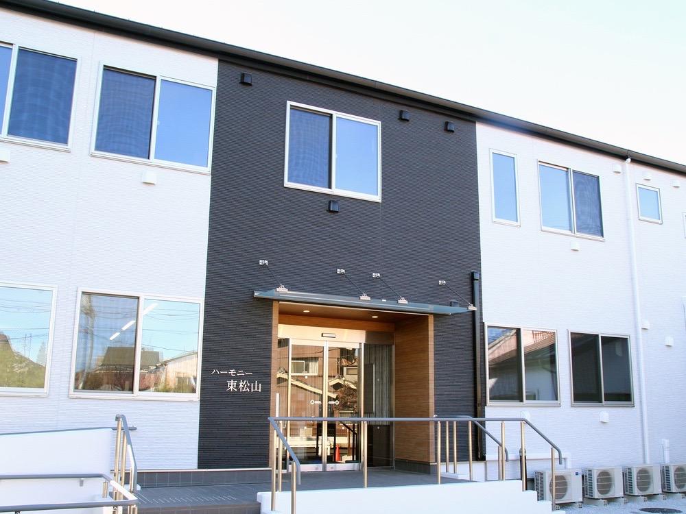 サービス付き高齢者向け住宅 ハーモニー東松山の求人画像