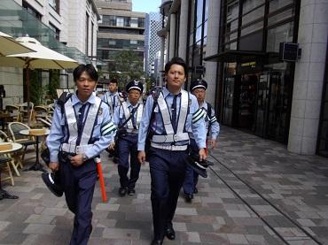 東葉警備保障株式会社 横浜支店 菊名駅周辺エリア積極採用中の求人画像