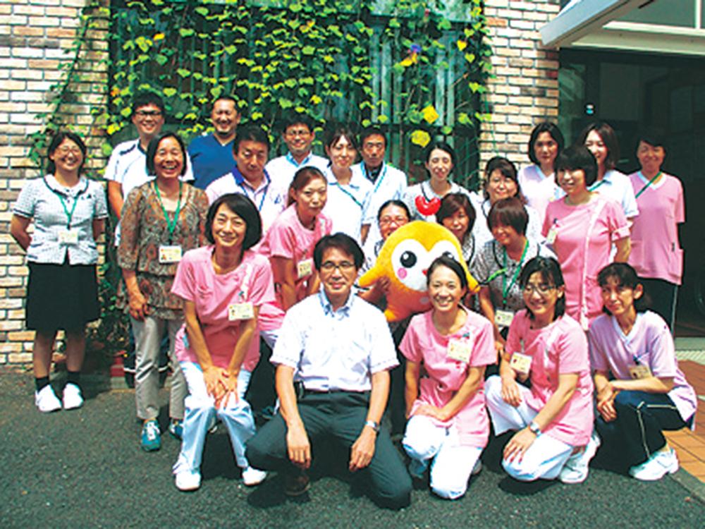 医療生協さいたま生活協同組合 かすかべ生協診療所・ケアセンターひだまりの求人画像