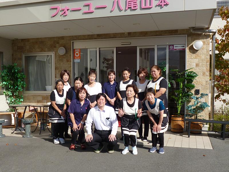 住宅型有料老人ホーム フォーユー八尾山本の求人画像