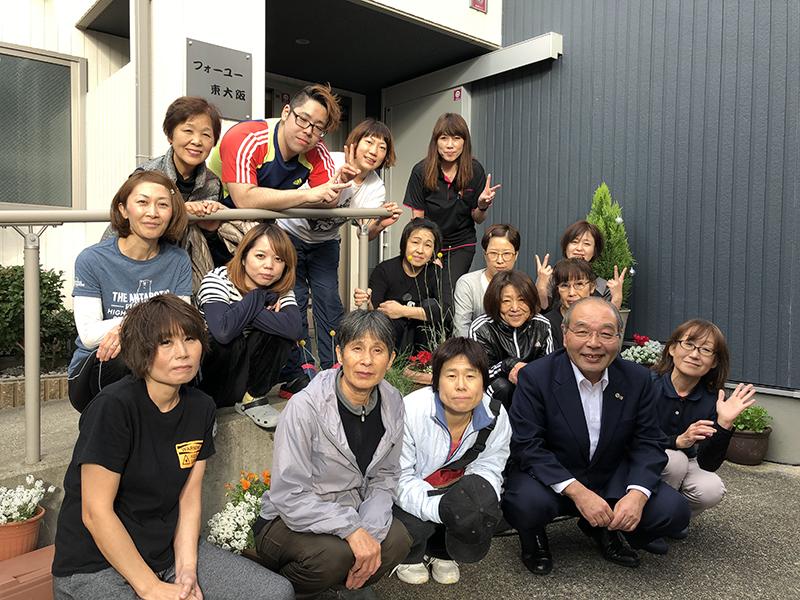 住宅型有料老人ホーム フォーユー東大阪の求人画像