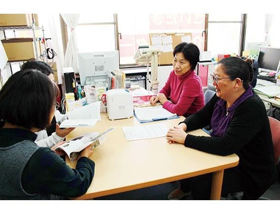 生活協同組合コープみらい 越谷介護センターの求人画像
