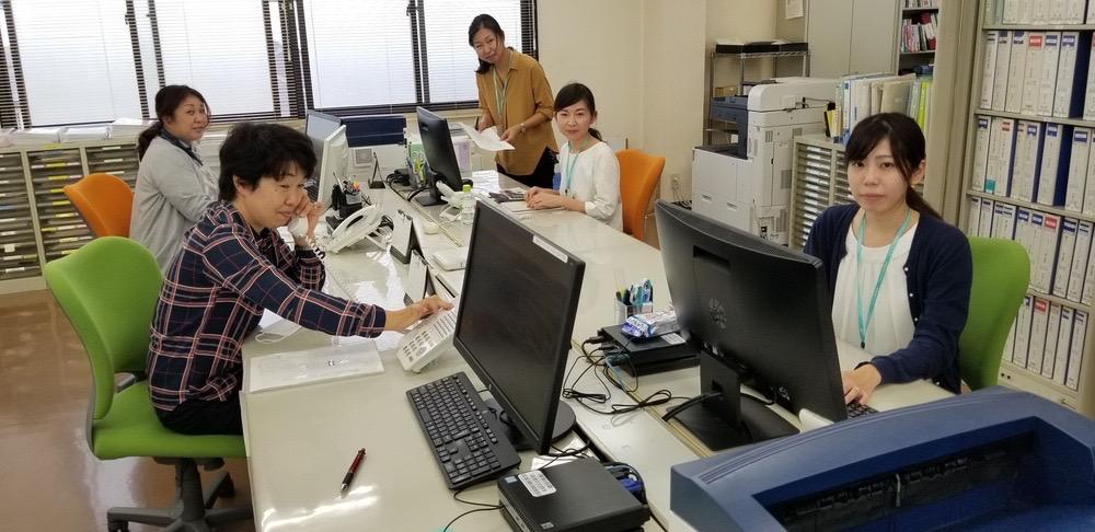 柳澤事務所の求人画像