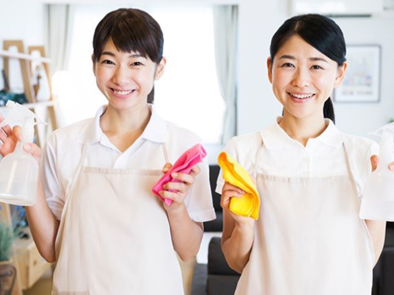 株式会社ダスキン三吉屋 ダスキン上池台支店の求人画像