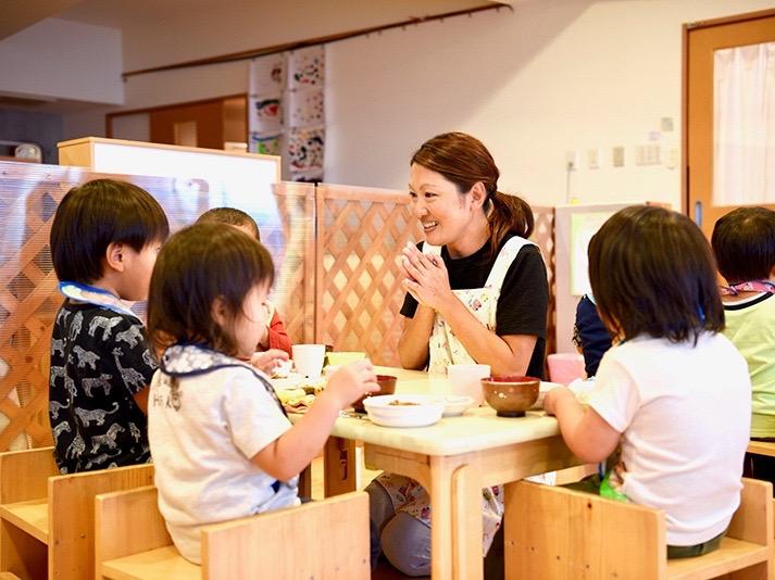 学校法人希望の庭学園 瑞穂のぞみ幼稚園・保育園の求人画像