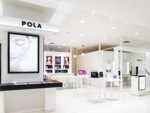 POLA THE BEAUTY 津田沼パルコ店の求人画像