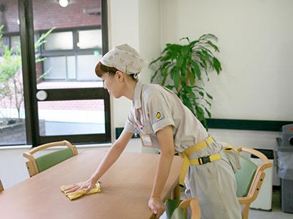 [パ]イオンディライト株式会社 東日本統括(勤務地:イオンタワー)の求人画像