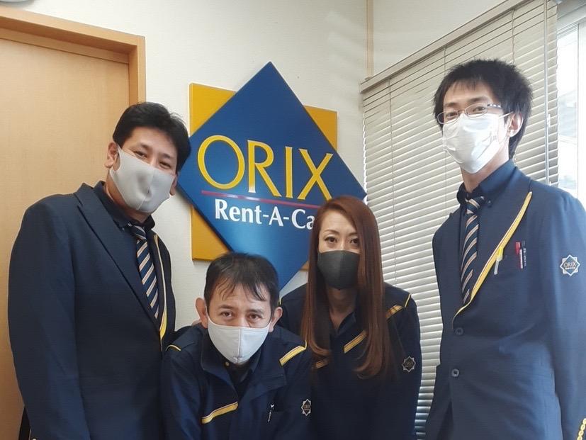 オリックスレンタカー熊谷店 (株式会社 タカサワ)の求人画像