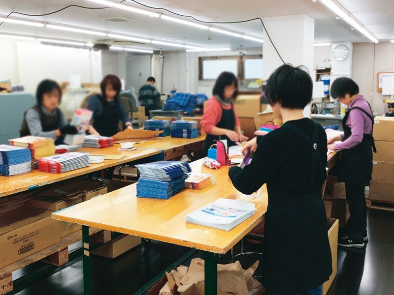 東京メールサービス株式会社の求人画像