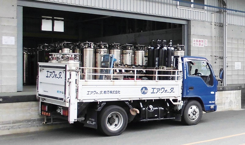 東日本エア・ウォーター物流(株) 府中医療営業所の求人画像