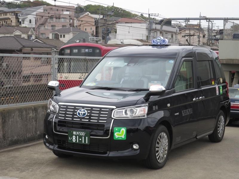 京急横浜自動車 株式会社の求人画像