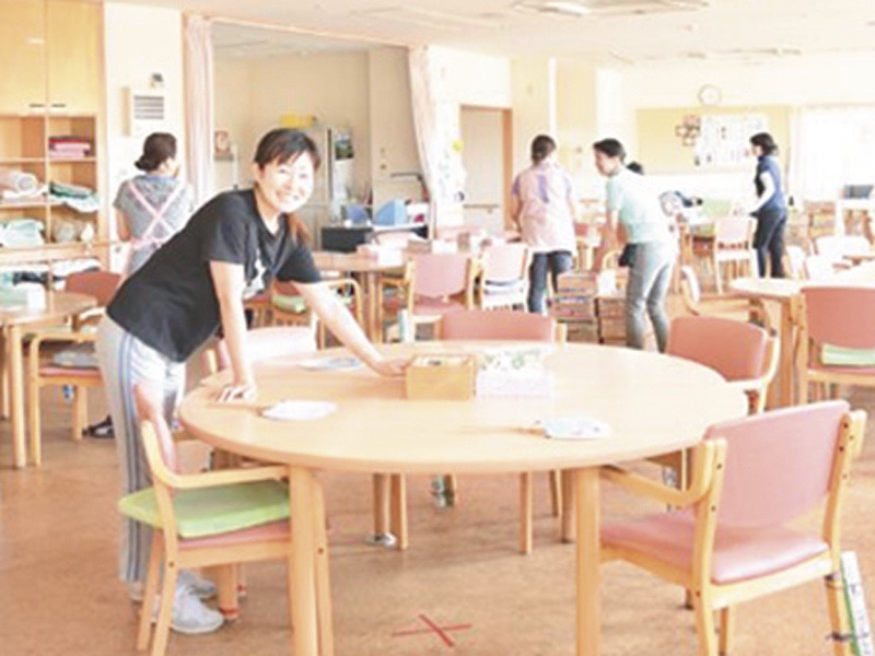 横浜市釜利谷地域ケアプラザ 地域包括支援センターの求人画像
