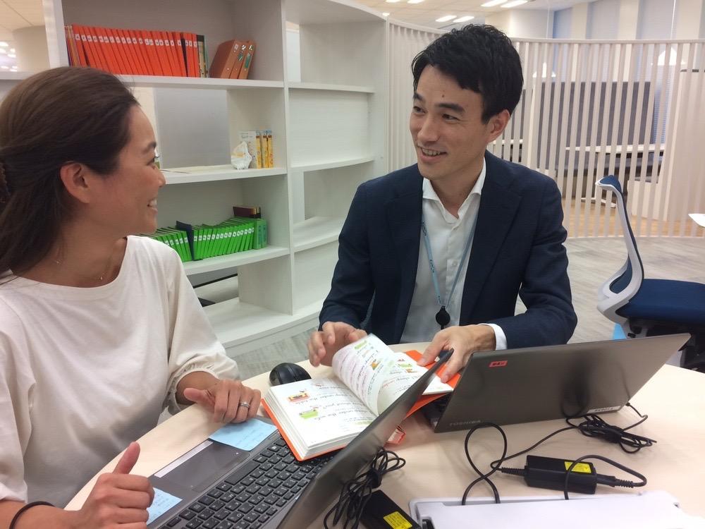 公文教育研究会 神奈川リクルート・育成チームの求人画像