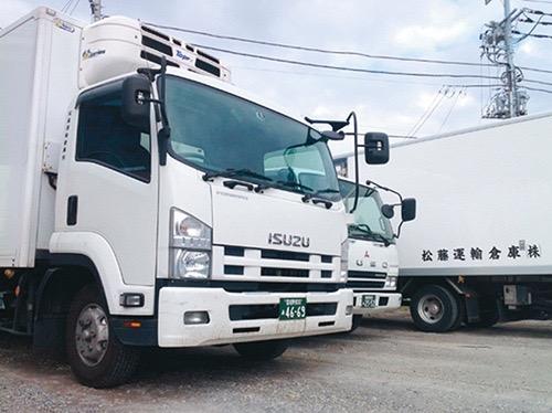 松藤運輸倉庫株式会社の求人画像