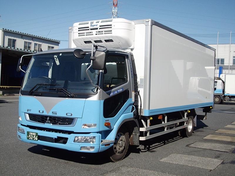 日本定温輸送 株式会社 ((株)ワイケーサービスのグループ企業です)の求人画像
