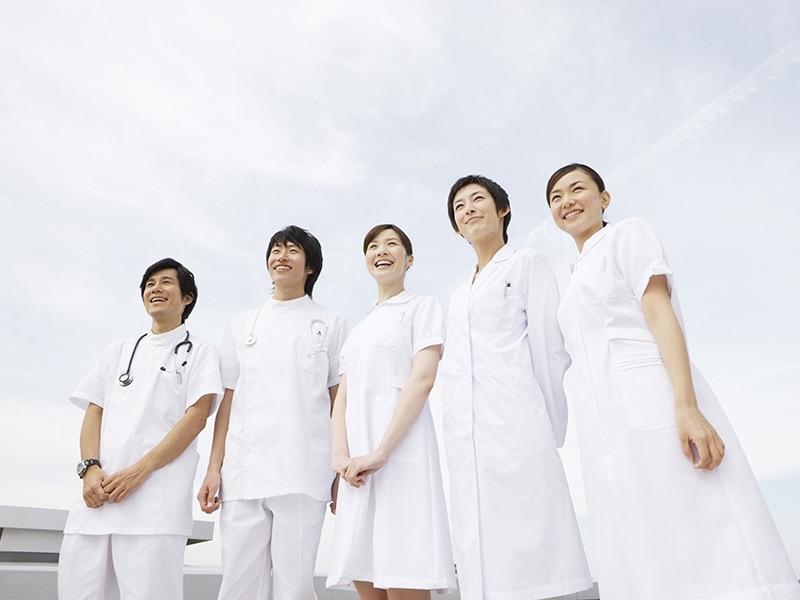 医療法人 博仁会 共済病院の求人画像