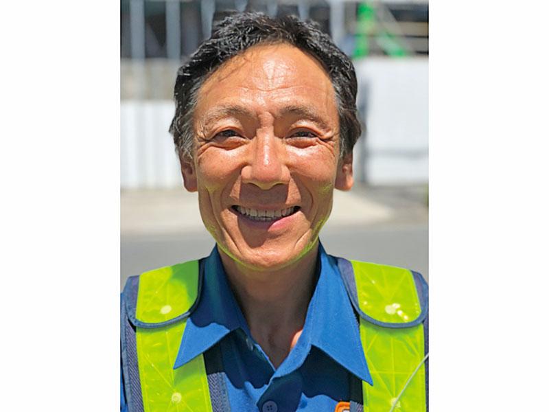 東宝総合警備保障株式会社 新宿支社の求人画像