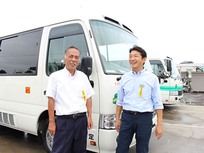 宮園自動車株式会社 福祉練馬営業所の求人画像