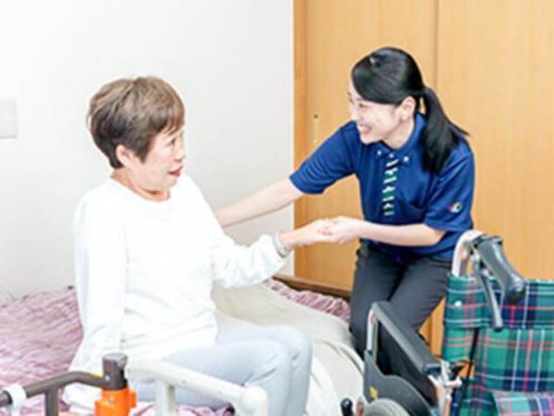 (株)ユニマット リタイアメント・コミュニティ 西東京ケアセンターそよ風の求人画像