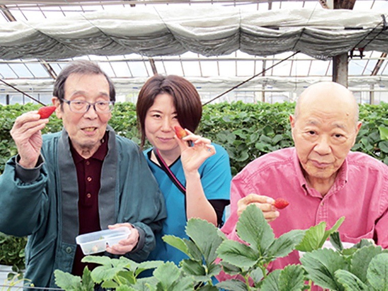 (株)日本ヒューマンサポート 春日部中央・幸手南・春日部の求人画像